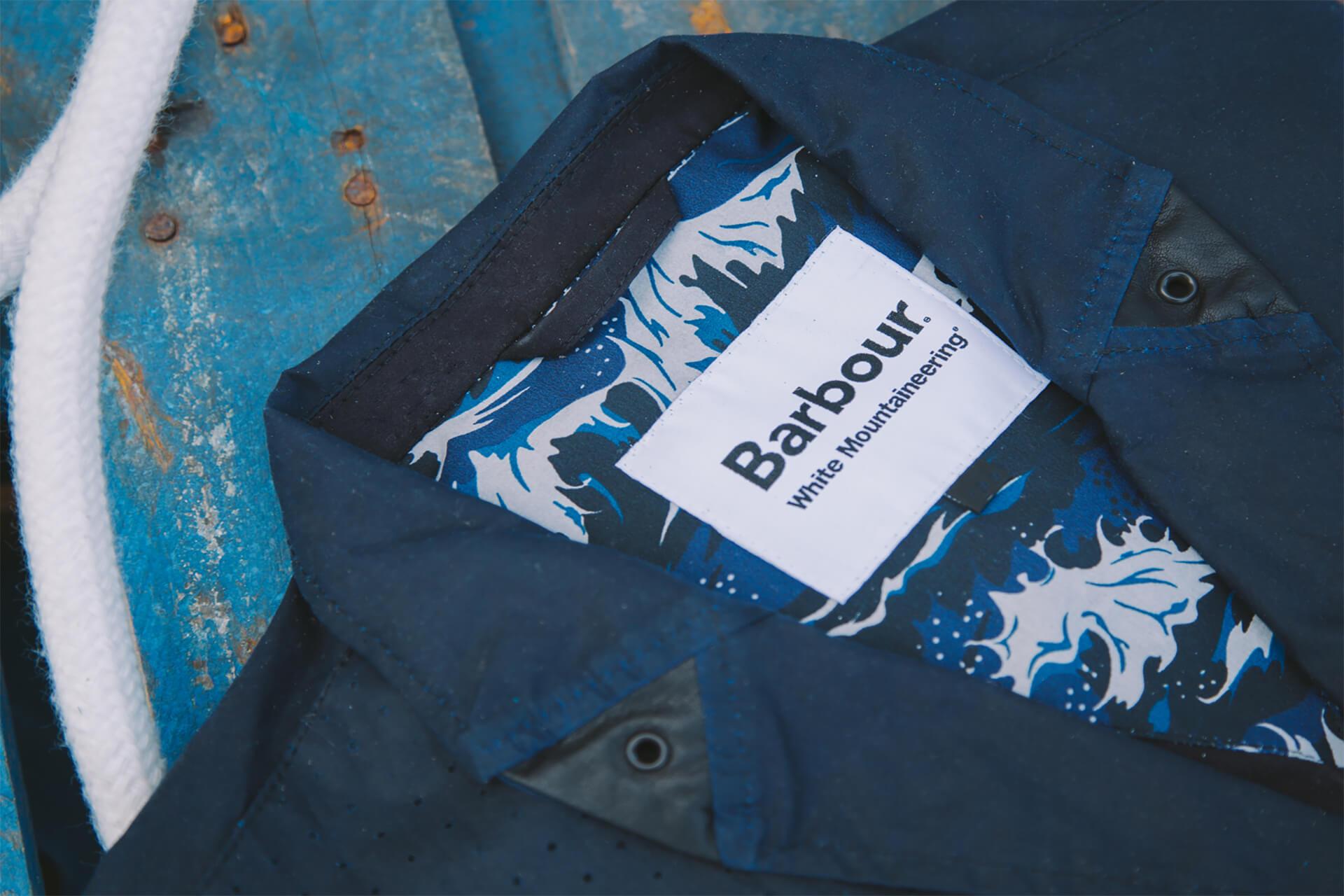 Barbour, White Mountaineering, British, Brand, Photography, Film, Agency, WeAreShuffle, Clothing, Shirts, Coat