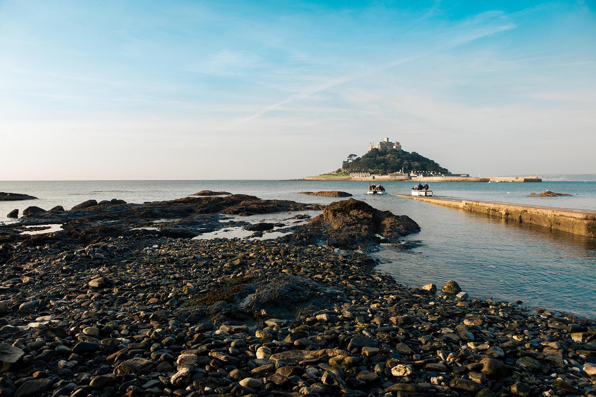 Wild Britain, Barbour, Lake, England, Trees, Rocks, Agency, WeAreShuffle, Sea, Stones