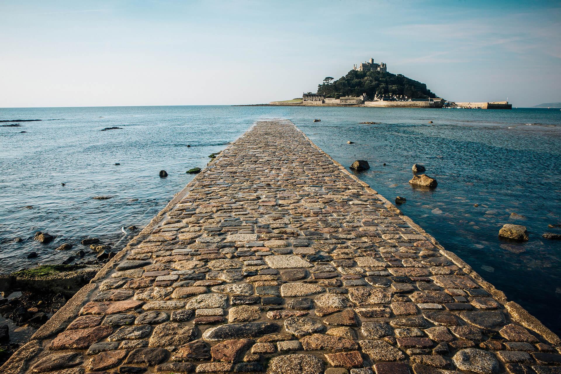 Wild Britain, Barbour, Lake, England, Trees, Rocks, Agency, WeAreShuffle, Sea, Path, Island