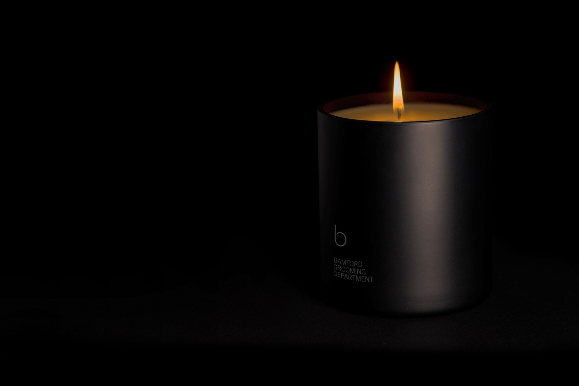 Bamford, Grooming, Department, Products, Agency, Photography, Candle, Macro, George, Organic, Packaging, Silhouette, Flame