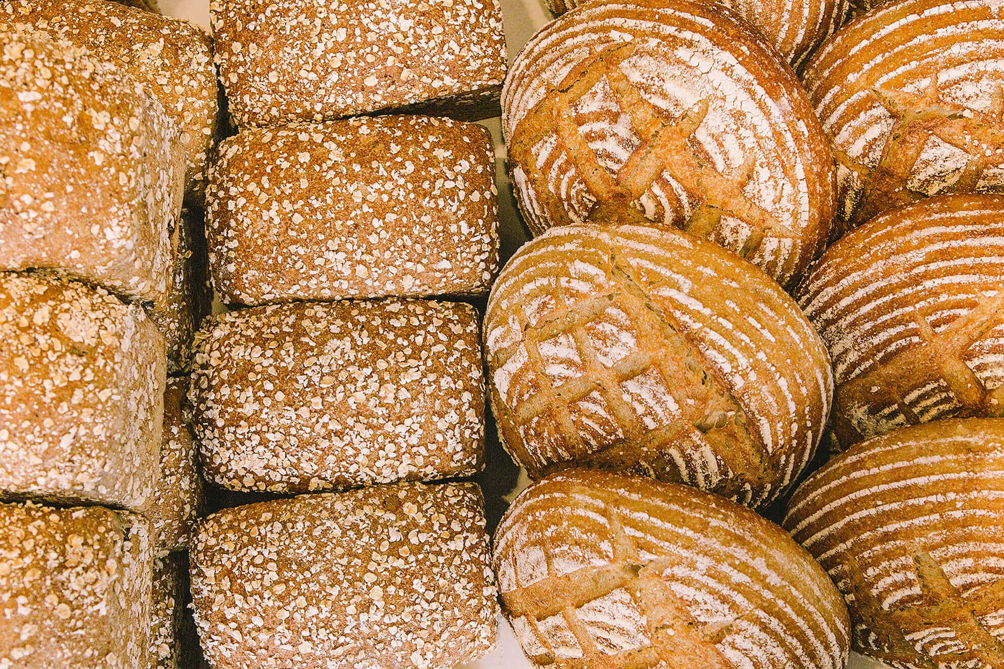 Organic, Bread, England, British, Daylesford, Food, Baking, Photography, Agency, Gloucestershire, WeAreShuffle
