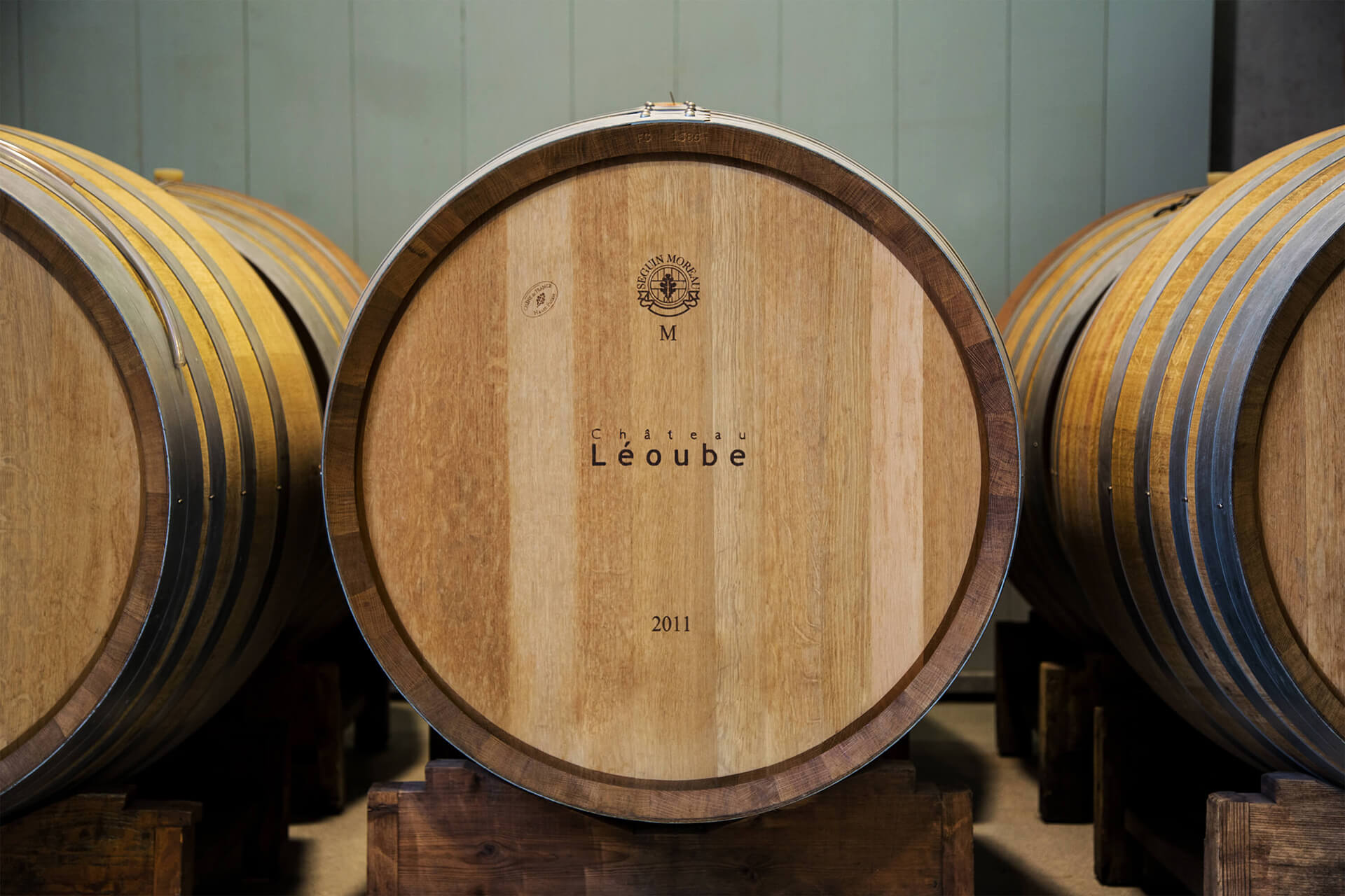 Chateau Leoube, Rose, Wine, South of France, Bamford, Organic, Barrel, Wood, Brewery