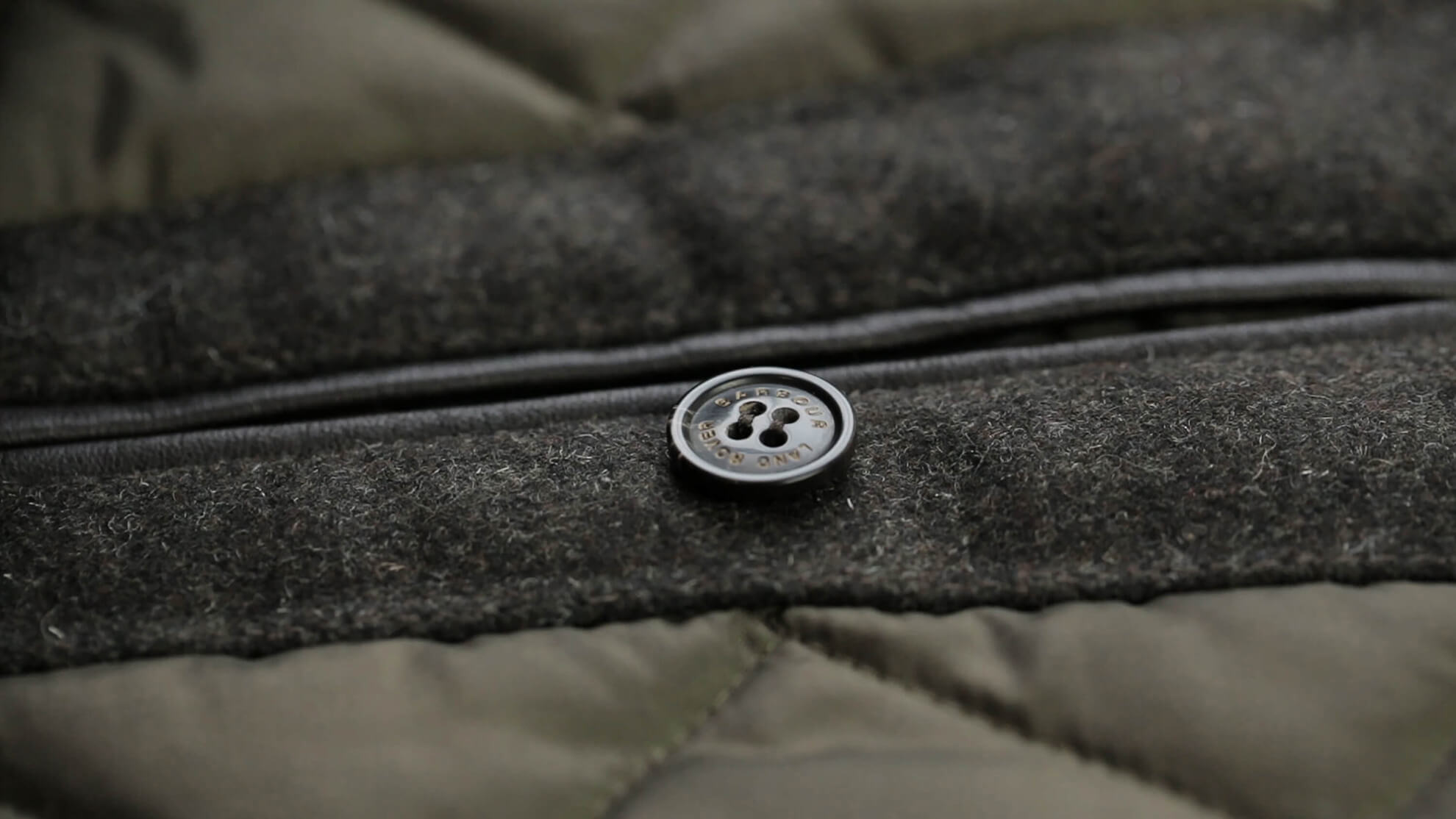 Barbour, Land Rover, Fashion, Collection, England, British, Brand, Agency, Photography, Button, Coat