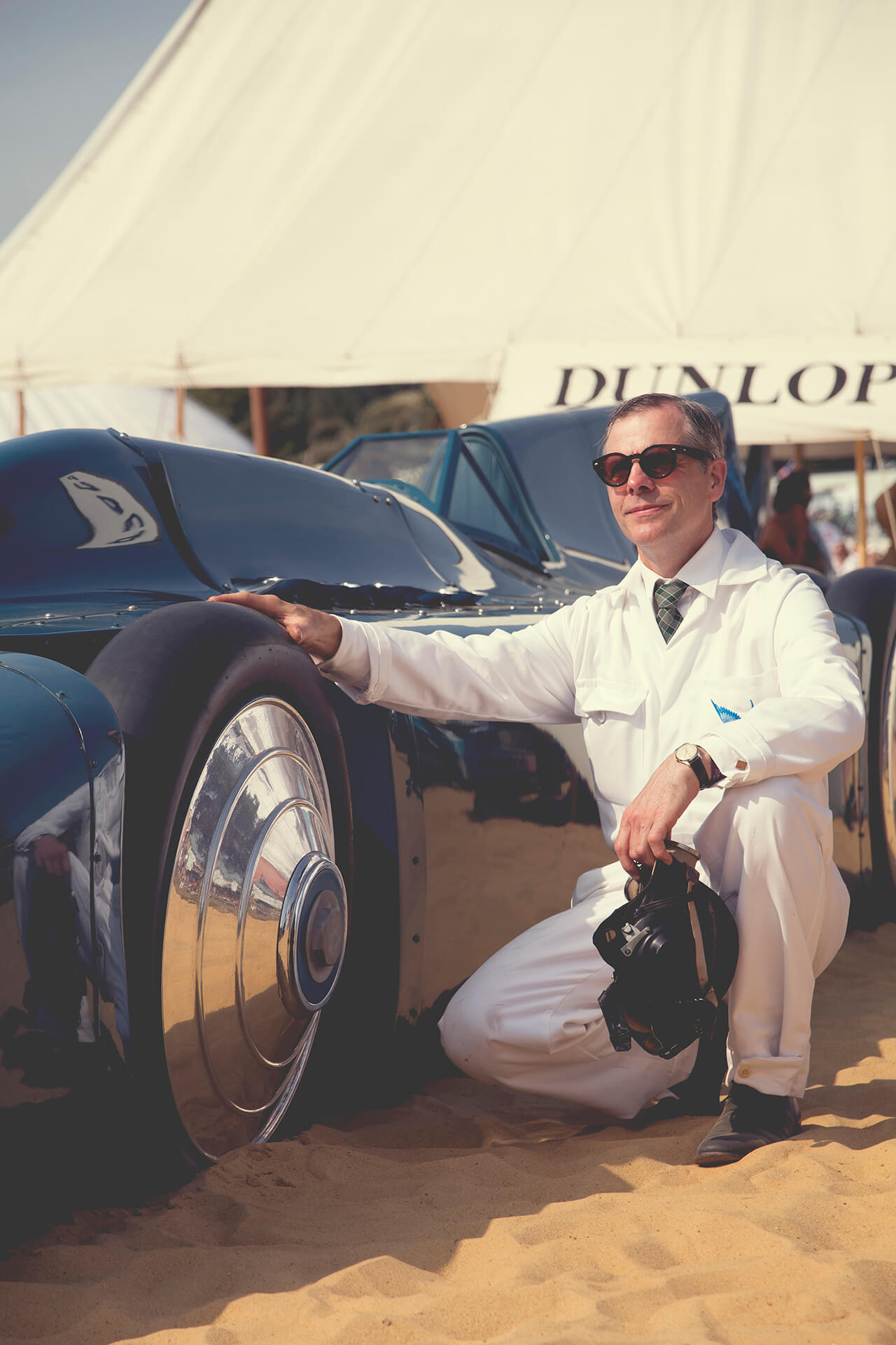 Bluebird, Colin Campbell, Goodwood Festival of Speed, Photography, Cars, Film, WeAreShuffle, Event, Agency