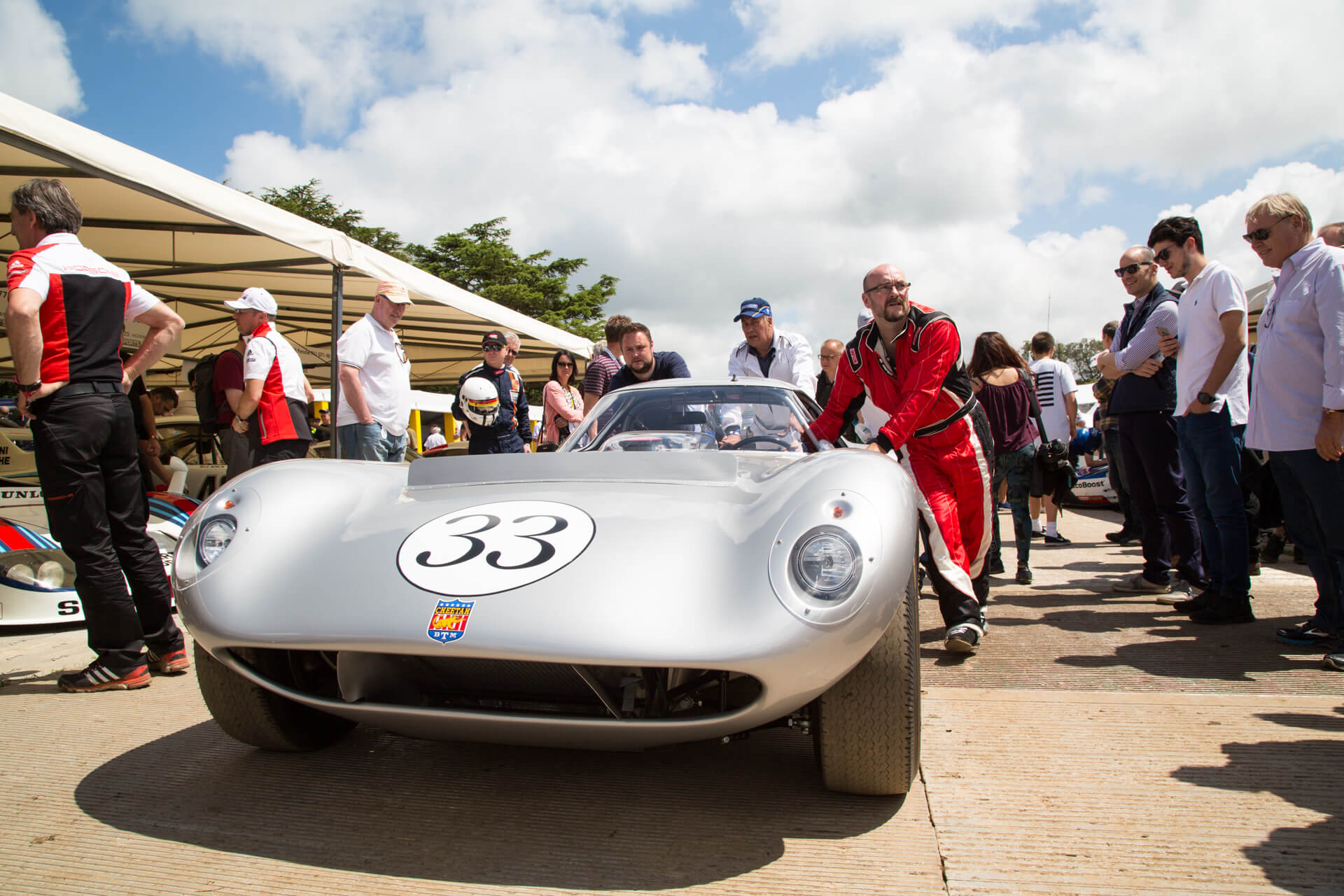 Goodwood, Festival of Speed, Car, Racing, Event, Supercar, Hypercar, Pits, Paddock, Film, Photography, Agency, WeAreShuffle, Goodwood Festival of Speed