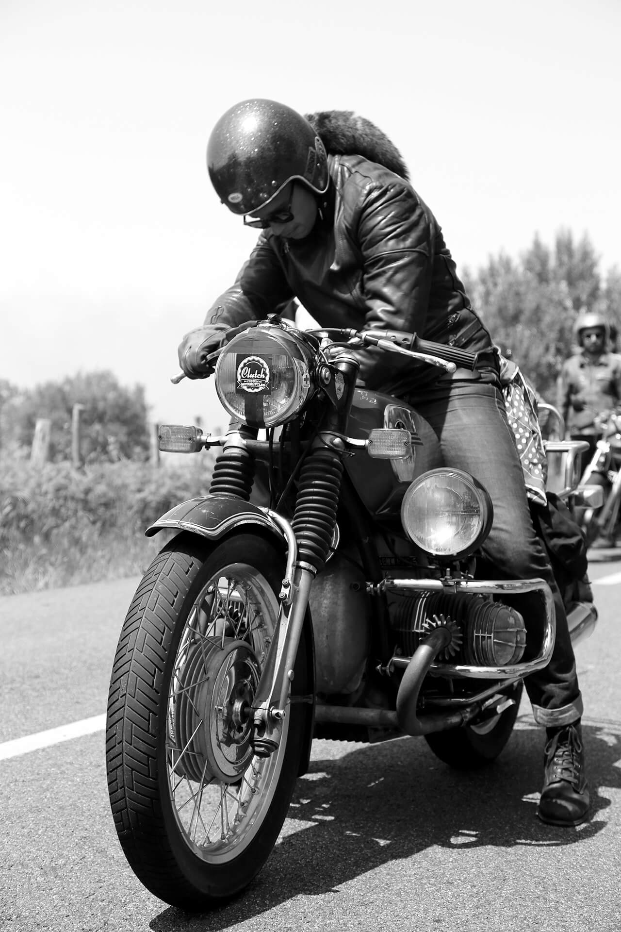Wheels, Waves, Wheels and Waves, fashion, helmet, sparkle, biker, motorcycle, bike, france, film, photography, event, WeAreShuffle, gentleman
