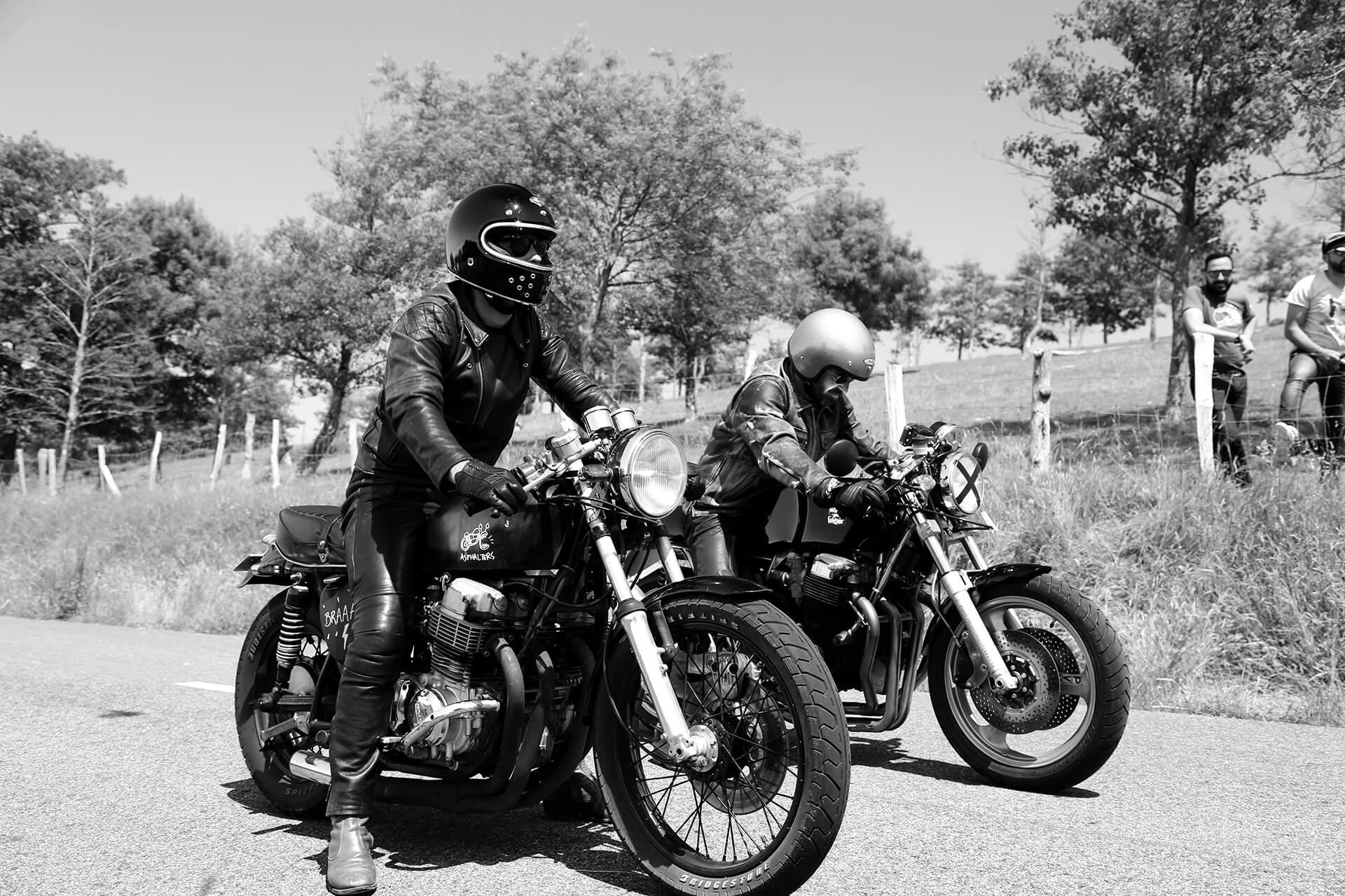 Wheels, Waves, Wheels and Waves, fashion, helmet, sparkle, biker, motorcycle, bike, france, film, photography, event, WeAreShuffle, start line