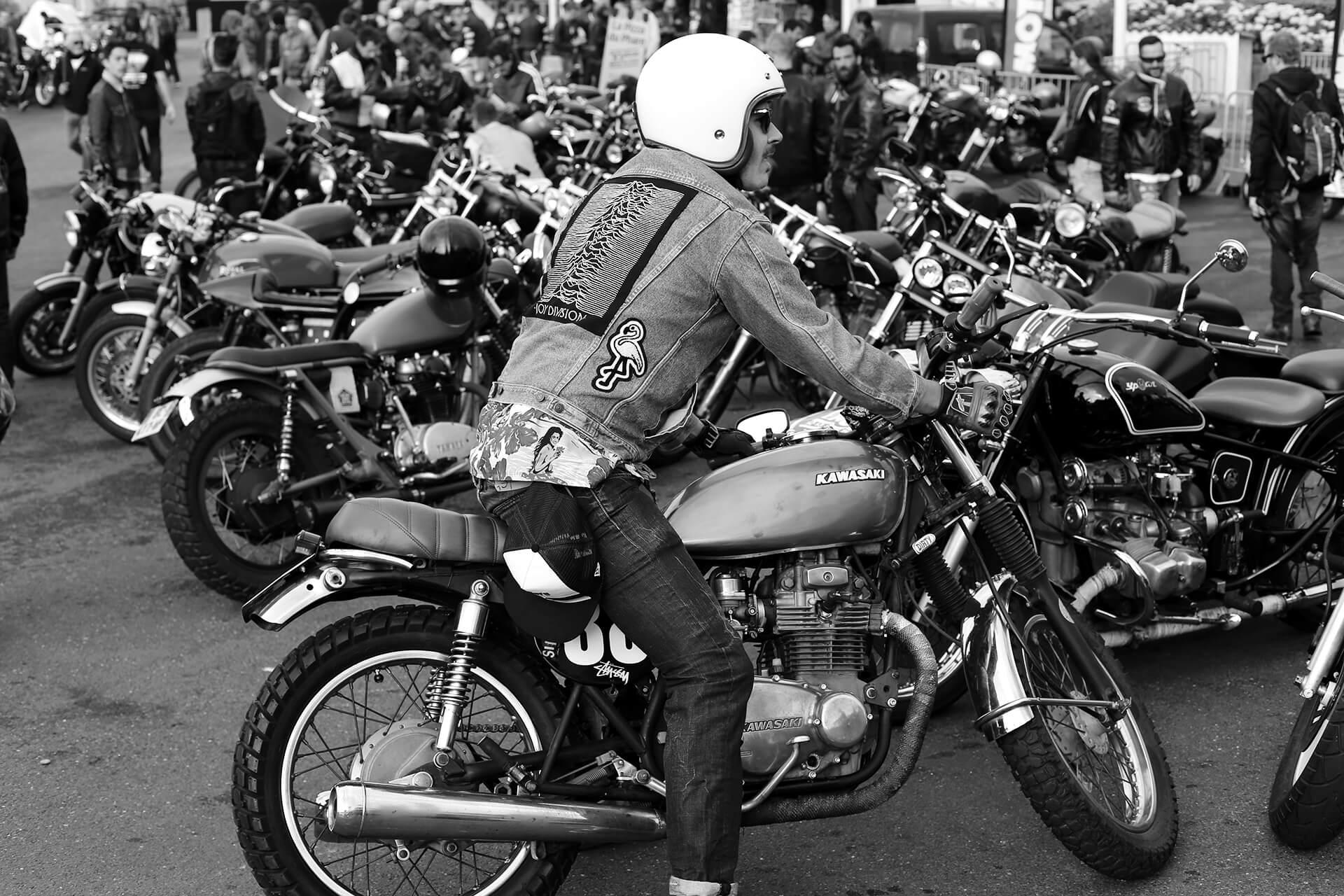 Wheels, Waves, Wheels and Waves, fashion, helmet, sparkle, biker, motorcycle, bike, france, film, photography, event, WeAreShuffle, bikes, agency