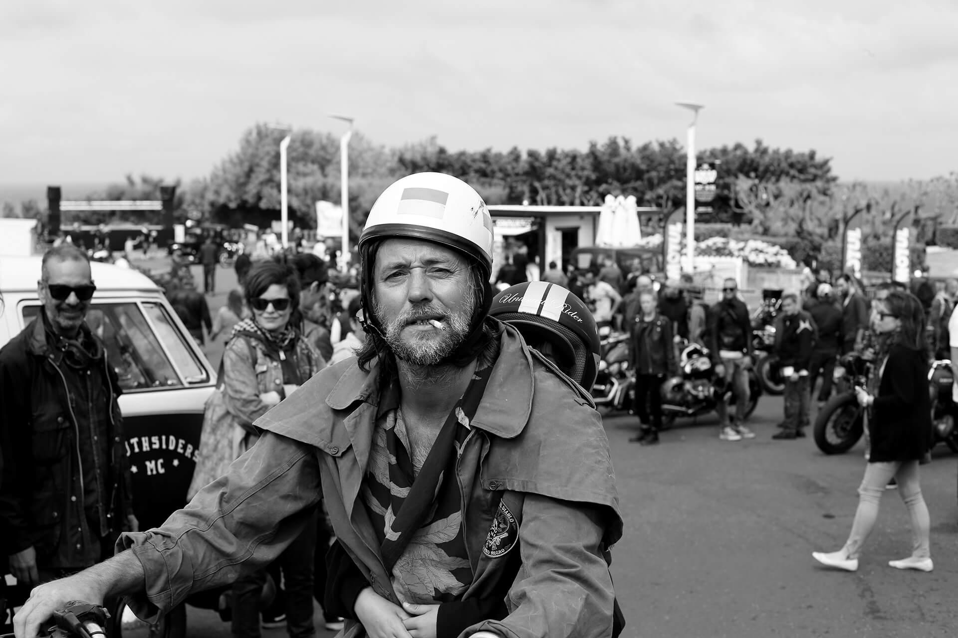 Wheels, Waves, Wheels and Waves, fashion, helmet, sparkle, biker, motorcycle, bike, france, film, photography, event, WeAreShuffle, agency