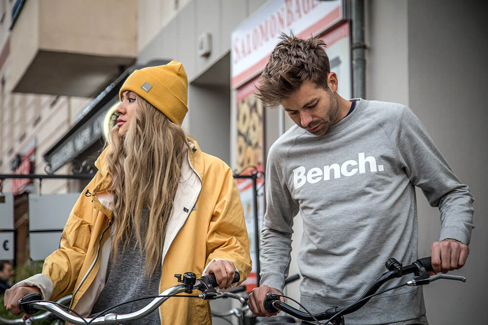 BENCH | Berlin Look Book