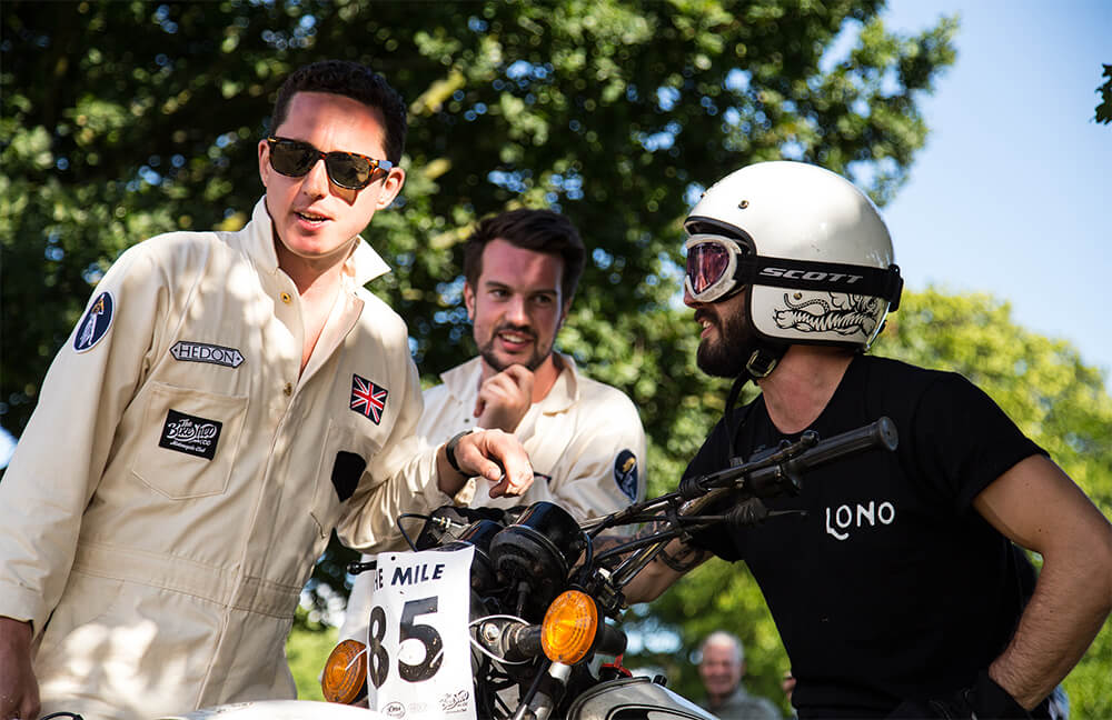THE MALLE MILE 2016